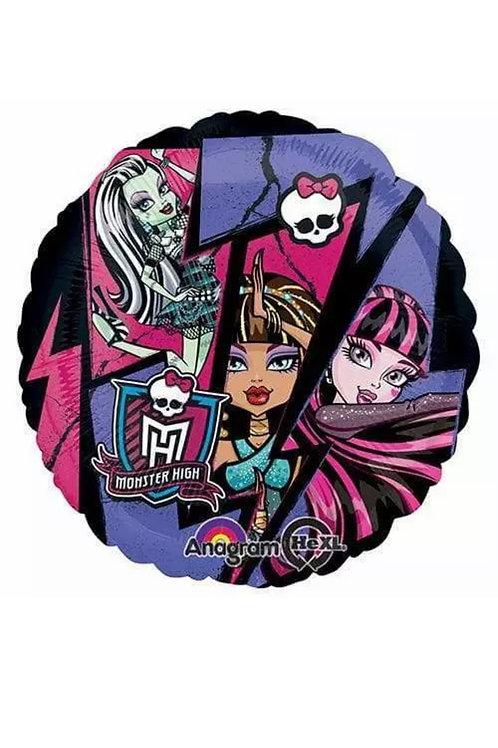 """Monster High 18"""" Mylar"""