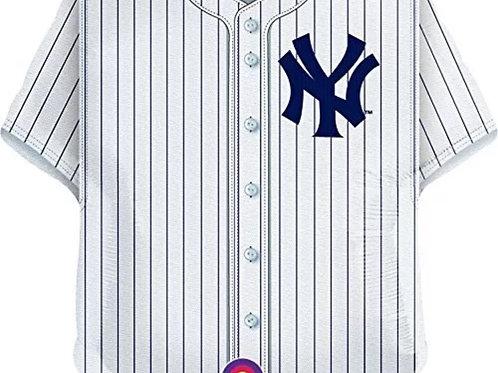 "24"" New York Yankees Jersey Balloon"