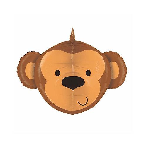 """Cheeky Monkey 27"""" Mylar"""