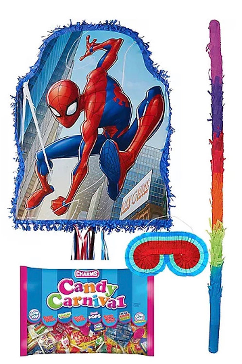 Spider-Man Prefilled Pinata