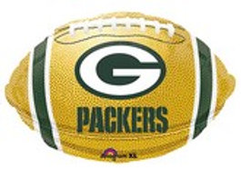 """18"""" Packers Mylar Balloon"""