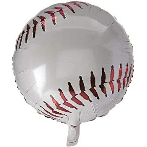 """Baseball 36"""" Mylar"""