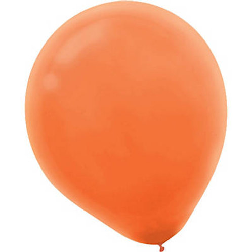 "12"" Orange Peel Latex Balloon"