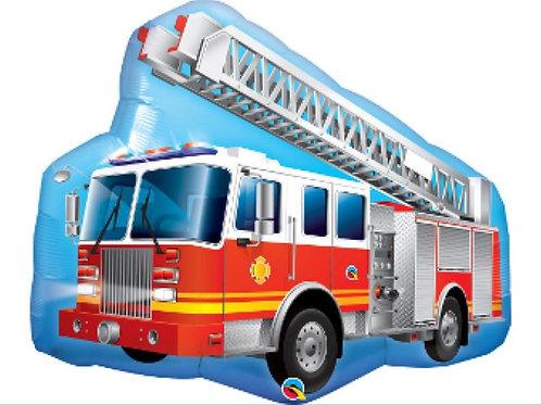"Fire Engine 36"" Mylar"