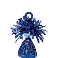 Blue Foil Balloon Weight 6oz