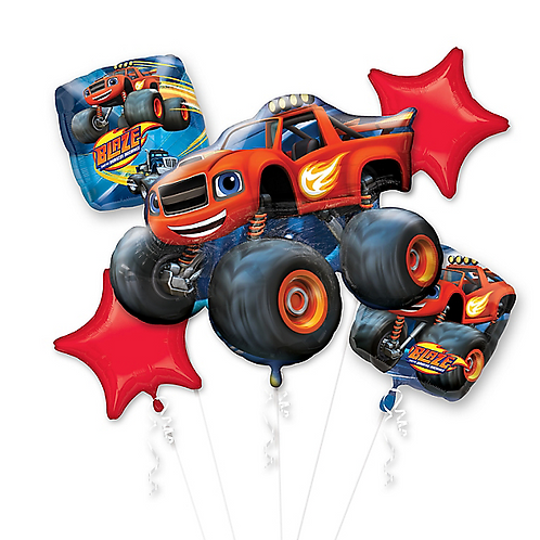 Blaze And The Monster Machines Bouquet (303)