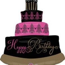 Birthday Cake  Balloon 072