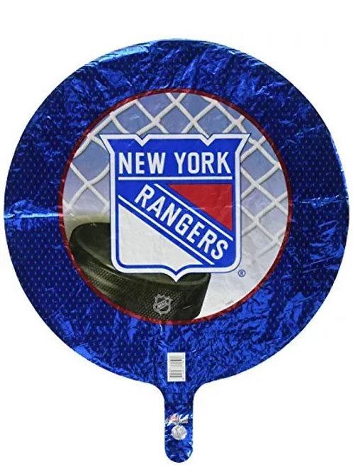 "18"" New York Rangers Balloon"
