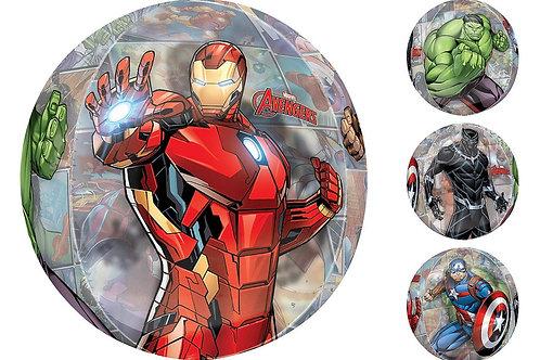 Avengers 4 Sided Orbz