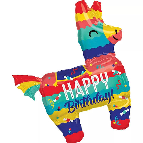 "Happy birthday Piñata 33"" (297)"