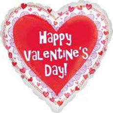 """18"""" Valentines Balloon"""