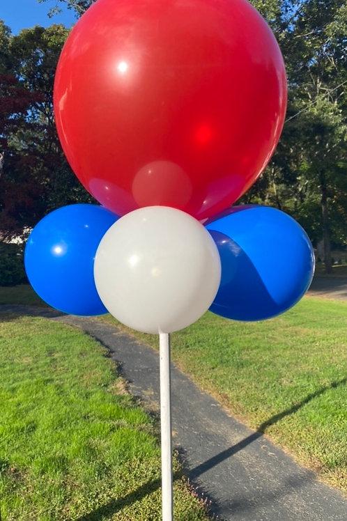 Lollipop Latex Balloon Display