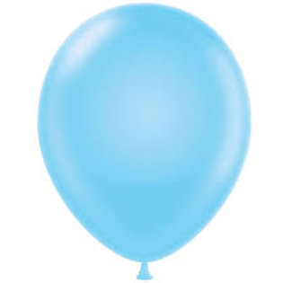 "12"" Baby Blue Latex Balloon"