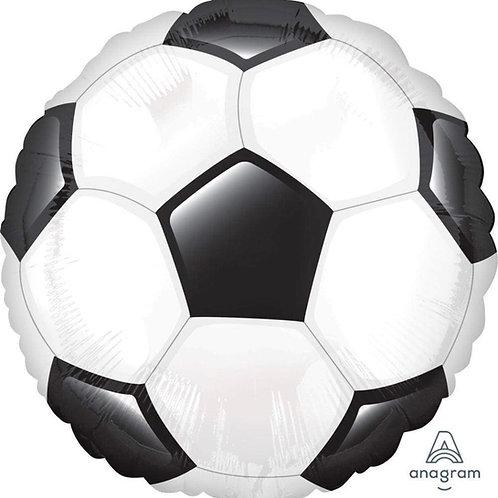 "Soccer ball 28"" Mylar"