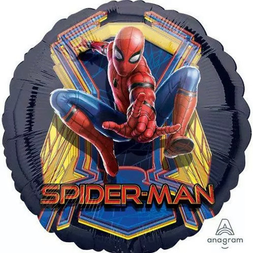 "Spider-Man Far From Home 17"" Mylar"