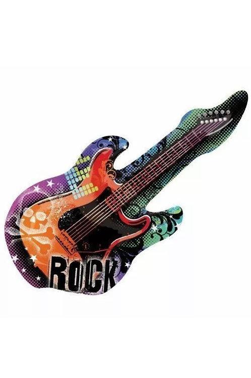 "Rock Star Guitar 41"" Mylar"