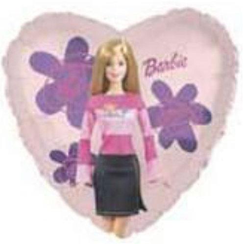 Barbie Mylar Balloon