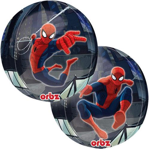 "Spider-Man 15"" Orbz 2 Sided"