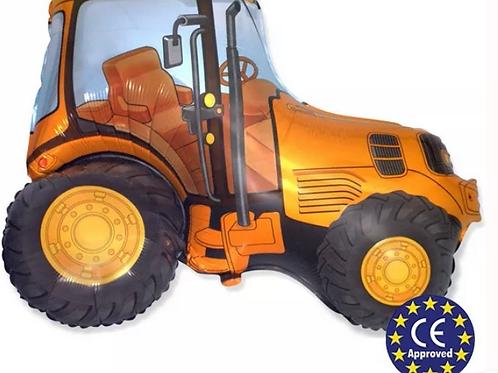 """Farm Tractor 35"""" Mylar"""