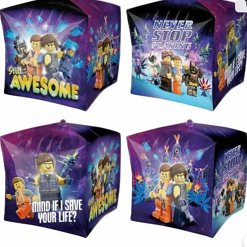Lego Movie Cube