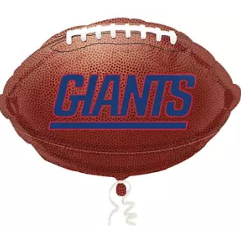 "18"" Giants Balloon"