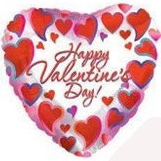 "33"" Happy Valentines Day Balloon"