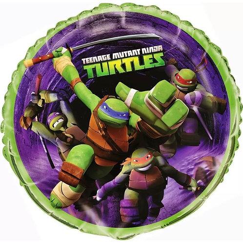 """18"""" Ninja Turtle Mylar Balloon"""