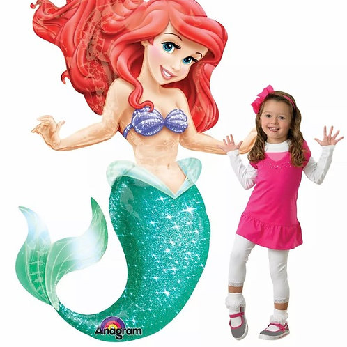 Ariel Little Mermaid Glider