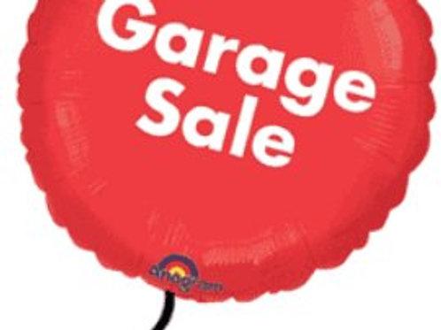 """Garage sale 18"""""""