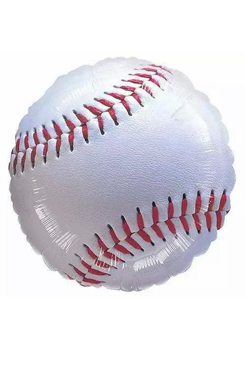 """Baseball 18"""" Mylar"""