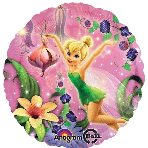 "18"" Tinkerbell Mylar Balloon"