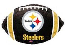 "18"" Steelers Mylar Balloon"