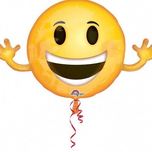 Emoji Mylar Balloon