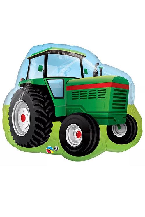 """Farm Tractor 34"""" Mylar (312)"""