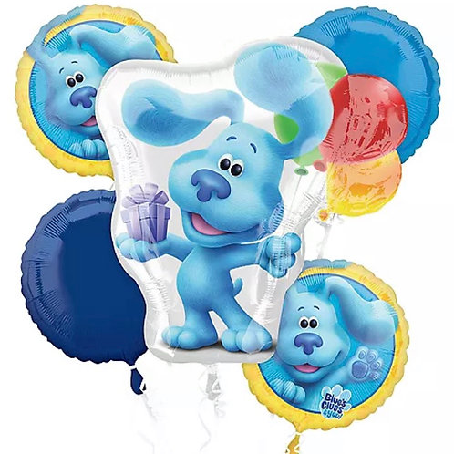 Blues Clues and You Balloon Bouquet