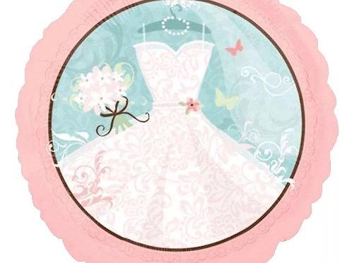 "18"" Bridal Shower Balloon"