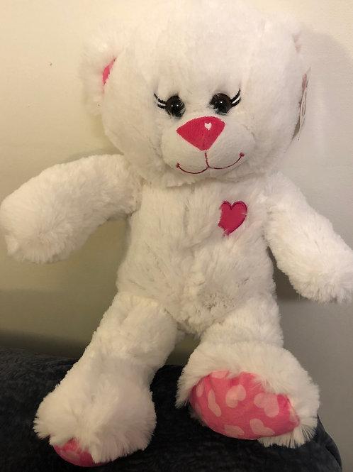 "16"" White Bear"