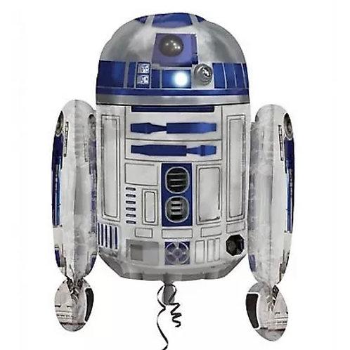 "Star Wars R2D2  26"" Mylar"