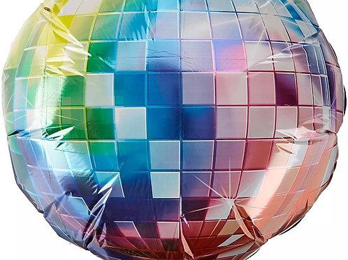 """Disco Ball Balloon 32"""" 115(1)"""