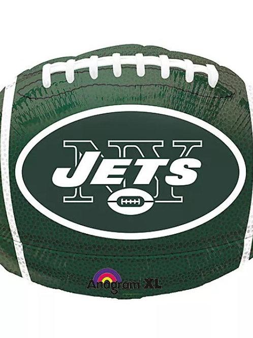 "18"" Jets Mylar Balloon"