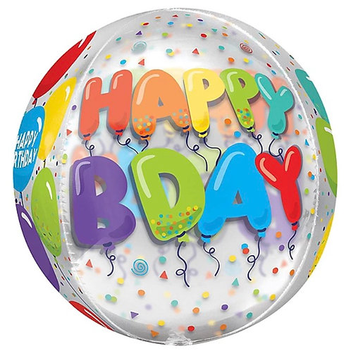 Happy Birthday Orb