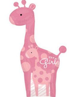 Pink Safari It's a Girl