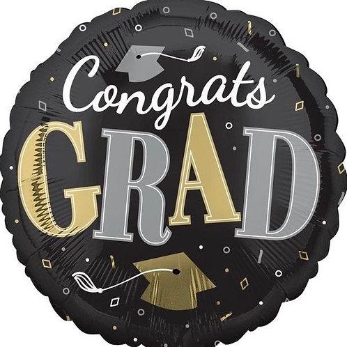 """18"""" Congrats Grad"""