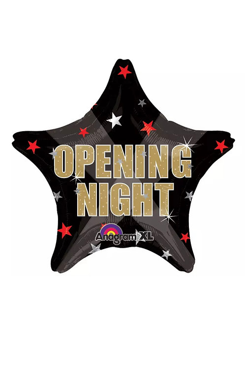 Opening Night Star 182