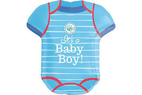 Baby Boy Shower With Love Bodysuit