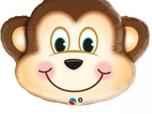 Monkey face Balloon