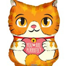 You Are Purrfect Mylar Balloon
