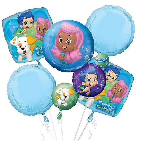 Bubble Guppies Bouquet