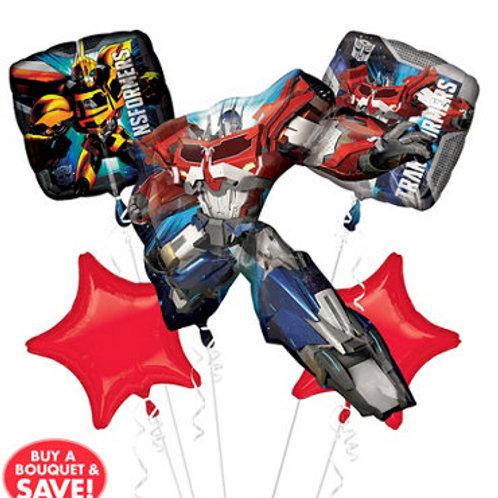 Transformers Bouquet