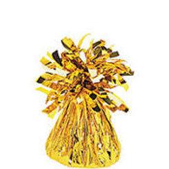 Gold Foil Balloon Weight 6oz